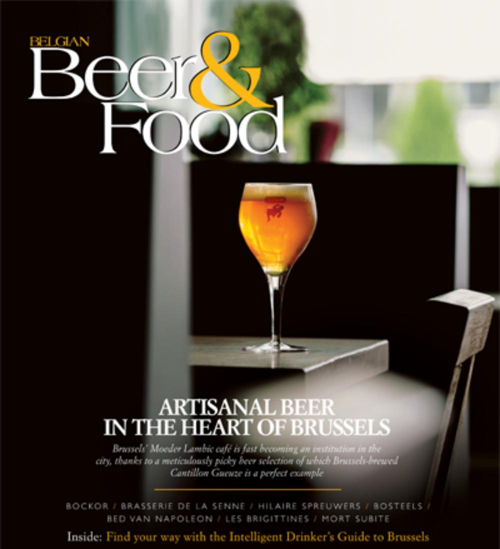 Belgian Beer and Food Magazine