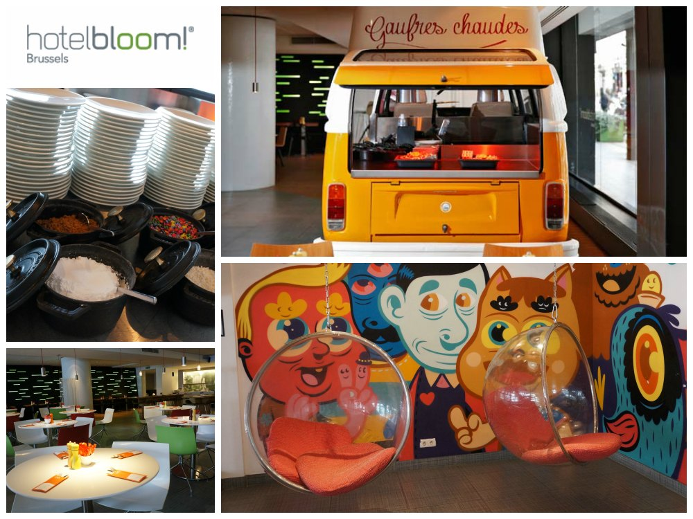 Hotel Bloom Brussels