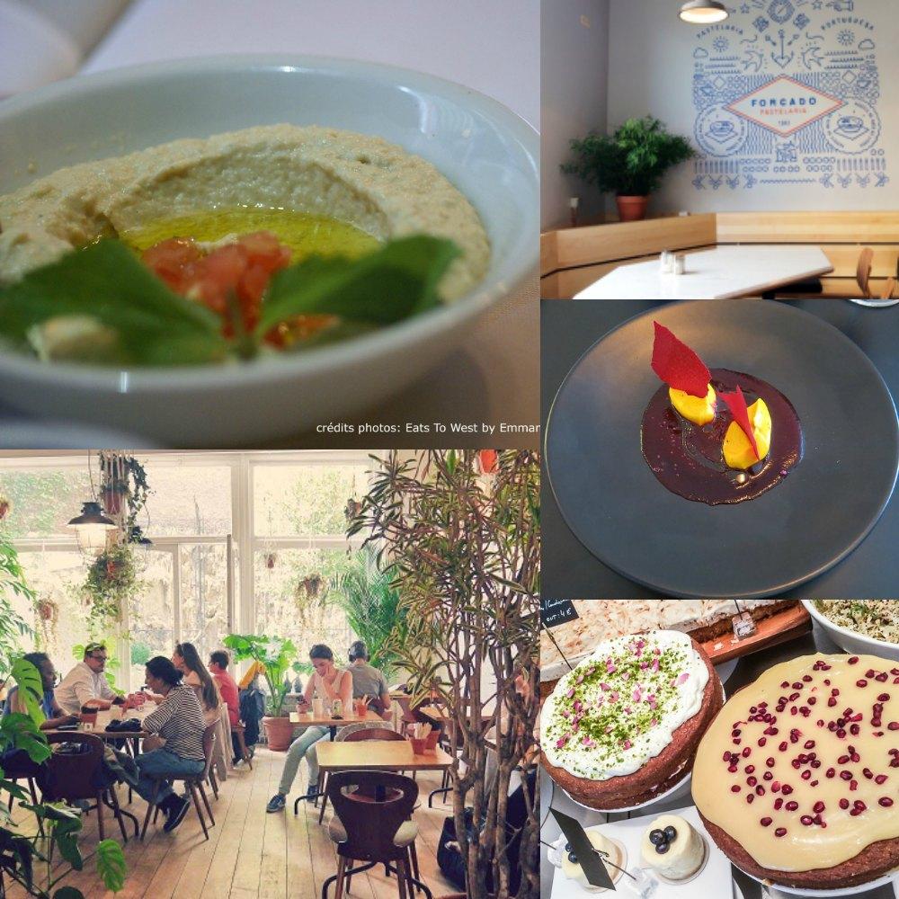 Brussels Food Friends Restaurants for October