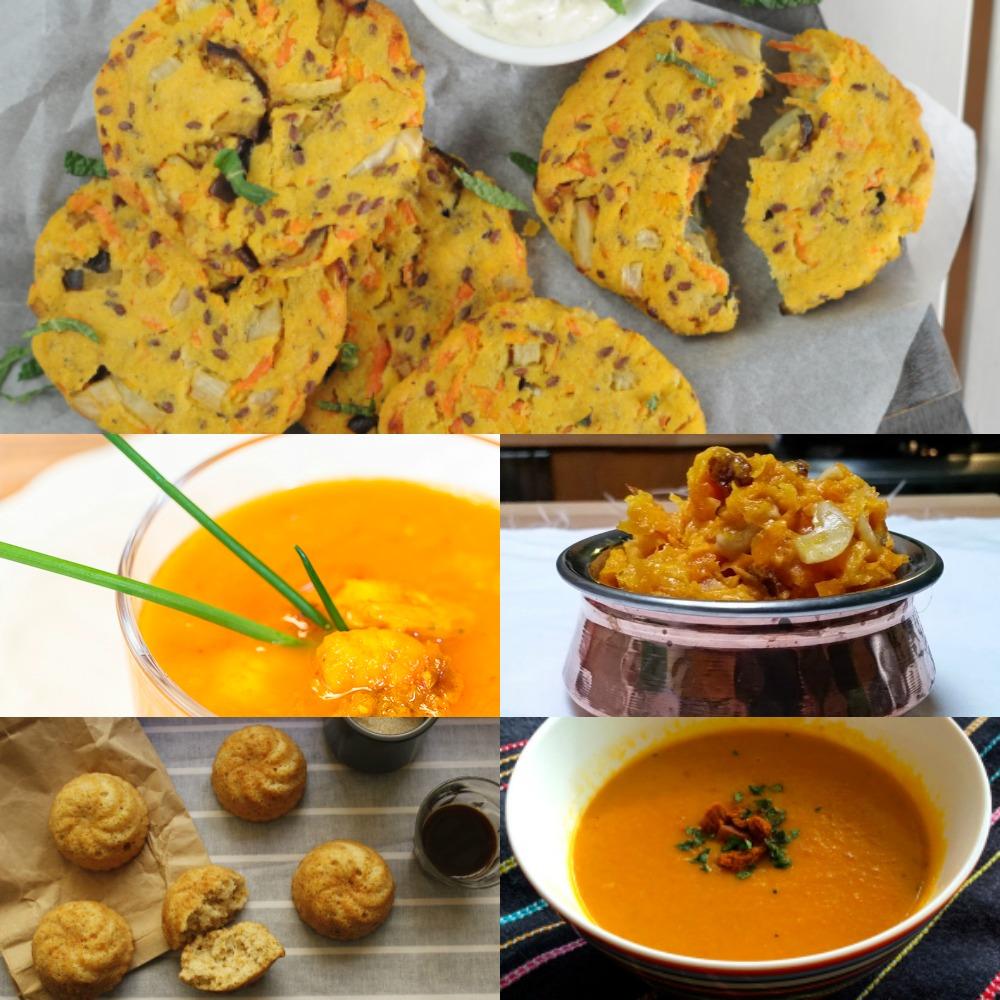 Top 5 Carrot Recipes