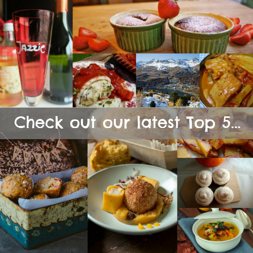 Check out our latest Top 5