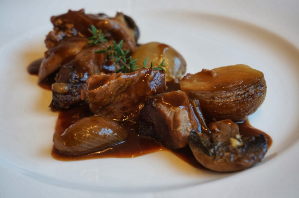 This is one of Linn's recipes => carbonade which looks pretty comforting to us!